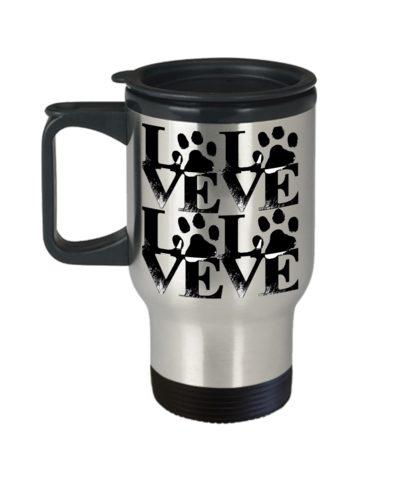 Hot For Tribune Mug Kitty Lovers Water Travel Harper's 5jR34ALq